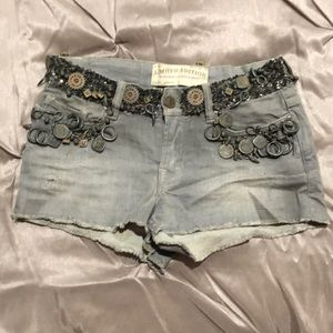 All Saints limited edition shorts